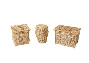 Wicker ashes