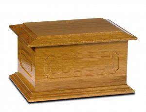 Gloucester Medium Oak Ashbox